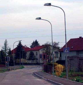 Schutzwegbeleuchtung - Licht-Planung