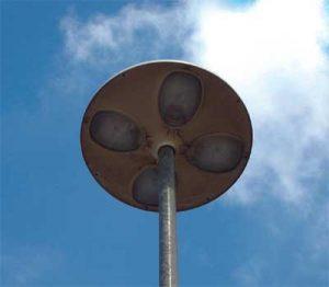Technische Leuchte - Licht-Planung