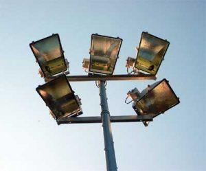 Flutlichtanlagen von Licht-Planung Wels-Land