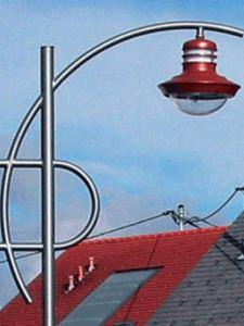 Straßenbeleuchtung von Licht & Planung in Wels Land